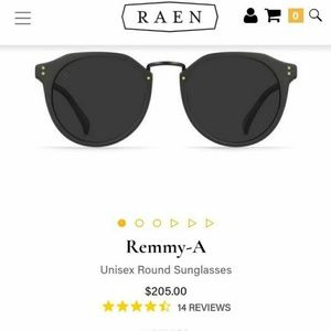 RAEN Remmy sunglasses. Polarized unisex